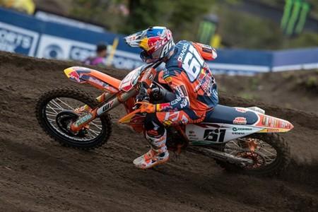 Se acumulan las desgracias en KTM: Jorge Prado se lesiona y tampoco estará en el MX2 de Gran Bretaña