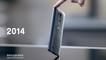 Seis cifras para pensar ya en el LG G3