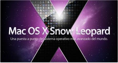 Todas las novedades de Mac OS X Snow Leopard, parte I