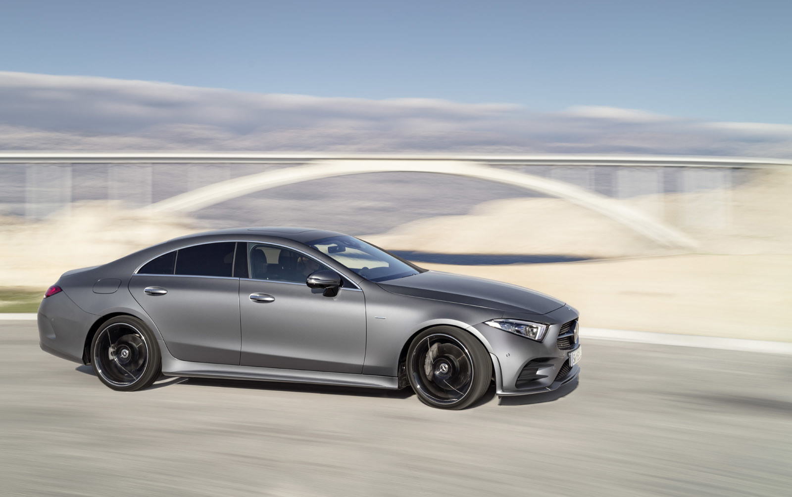Foto de Mercedes-Benz CLS Coupé 2018 (26/56)