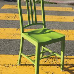 Foto 2 de 7 de la galería 111-navy-chair-reciclando-plastico-con-estilo en Decoesfera