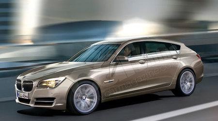 Recración de la Serie V de BMW