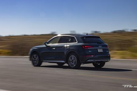 Audi Q5 2021 Mexico Manejo Opinion 17