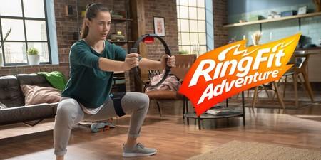 Hacer ejercicio jugando desde casa, más allá del Ring Fit Adventure de Nintendo Switch