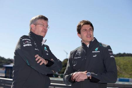 Toto Wolff analiza la actualidad de Mercedes AMG