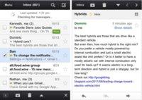 Google relanza la aplicación nativa de Gmail para iOS corrigiendo el error de las notificaciones