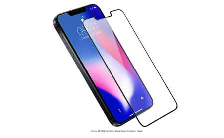 Render de un supuesto iPhone SE 2018 con notch