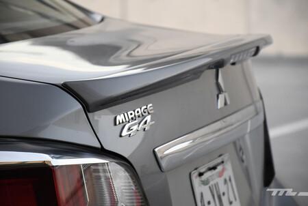 Mitsubishi Mirage G4 Sedan Mexico Opiniones Prueba 12