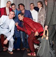 Etro Primavera-Verano 2013 en la Semana de la Moda Masculina de Milán