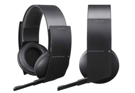PS3 Wireless Stereo Headset, sonido 7.1 sin cables para tu PlayStation 3