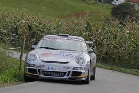 Miguel Fuster gana el Rallye Sierra Morena y ya es tetracampeón de España