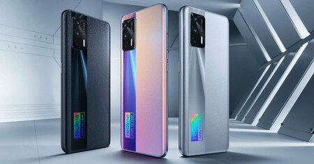 """realme GT Neo: nuevo flagship """"barato"""" para la gama alta con 5G, pantalla de 120 Hz y carga rápida de 50W por menos de 6,000 pesos"""
