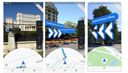 Google Live View Google Maps
