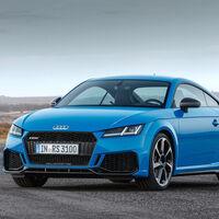 El Audi TT RS está de vuelta en México: 400 hp para un coupé icónico y rabioso