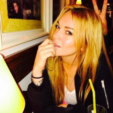 Momentos paranormales de la semana: de la boda de Sonia Monroy al nuevo acento de Lindsay Lohan