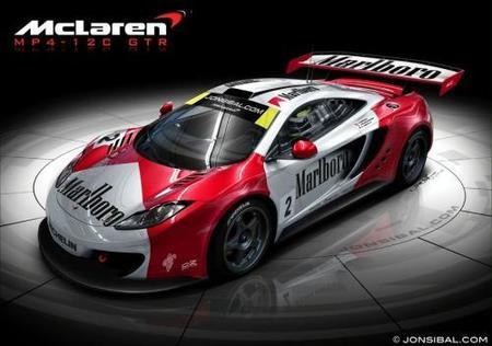 McLaren MP4-12C GTR: el sueño de una versión homologada para carretera