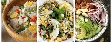 14 ensaladas de arroz muy fáciles de hacer, ideales para el verano, con las que acertar siempre
