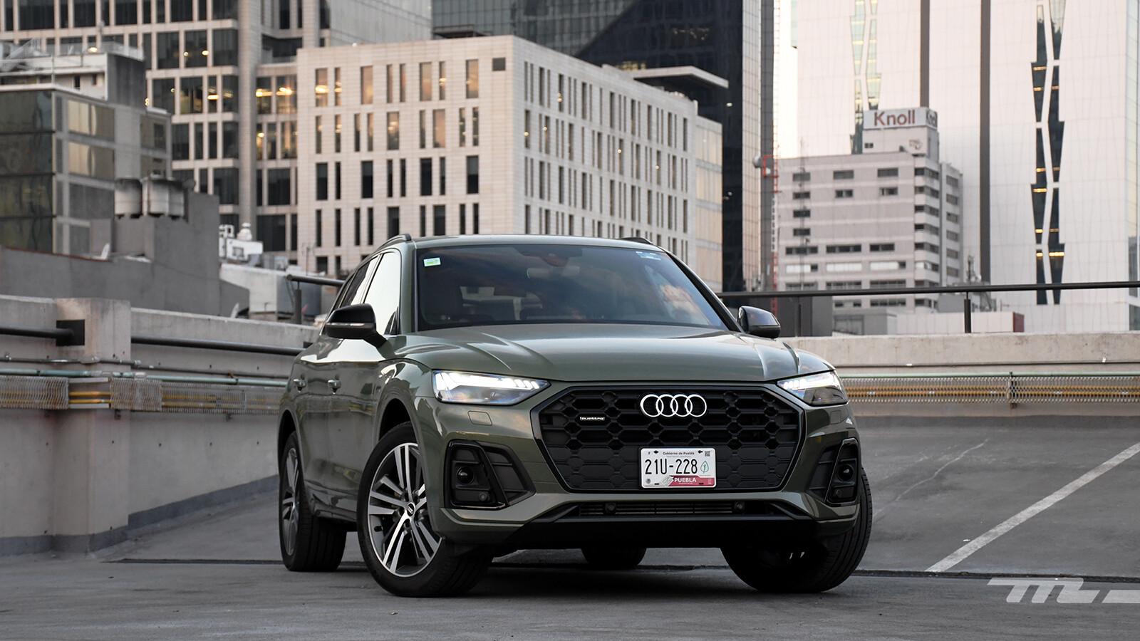 Foto de Audi Q5 2021 (prueba) (1/24)