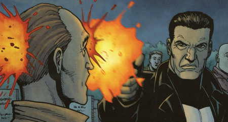 El castigador comic 2