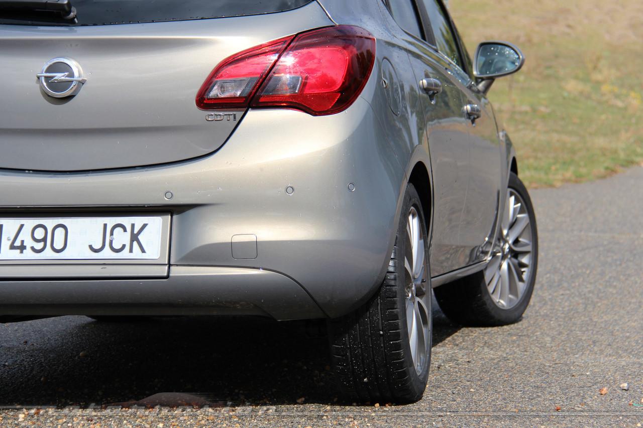 Foto de Prueba Opel Corsa (12/20)