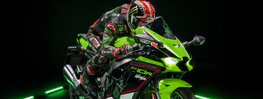Kawasaki Ninja ZX-10R y Ninja ZX-10RR: nuevos alerones y toda la experiencia del WSBK para las superbikes de 200 CV