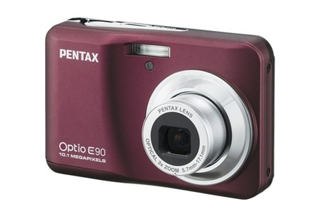 Pentax Optio E-90