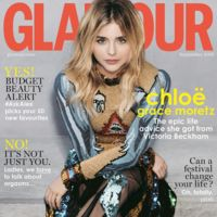 Glamour UK: Chloë Grace Moretz