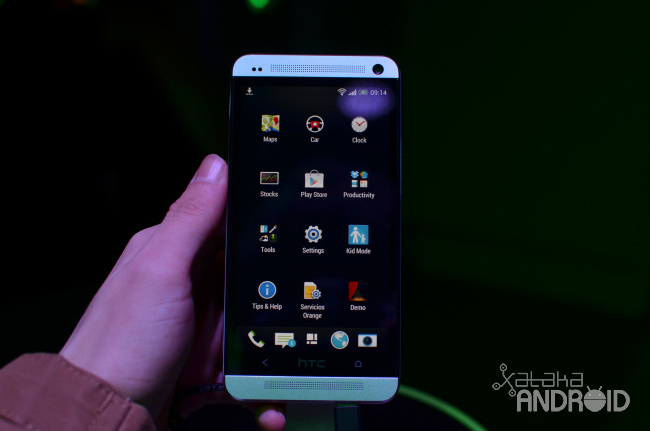 Foto de HTC One (2/21)