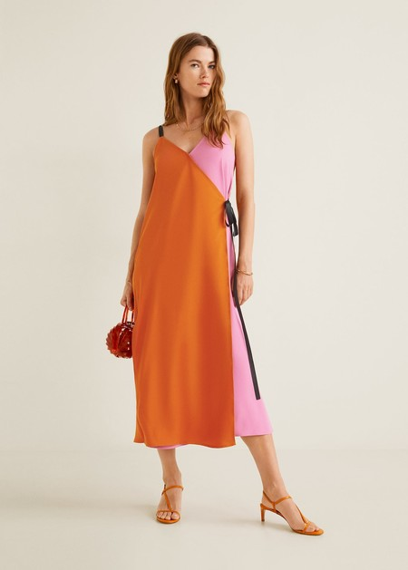 Vestidos Invitada Mango 10