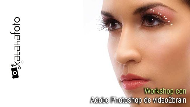Workshop con Adobe Photoshop de video2brain
