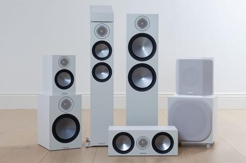 Así es la nueva gama de altavoces Bronze 6G de Monitor Audio: 8 modelos para montar tu sistema HiFi o un cine en casa de altura