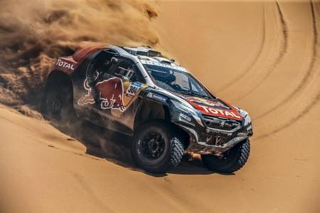 El Rally Dakar 2016 ha tenido un inicio desafortunado