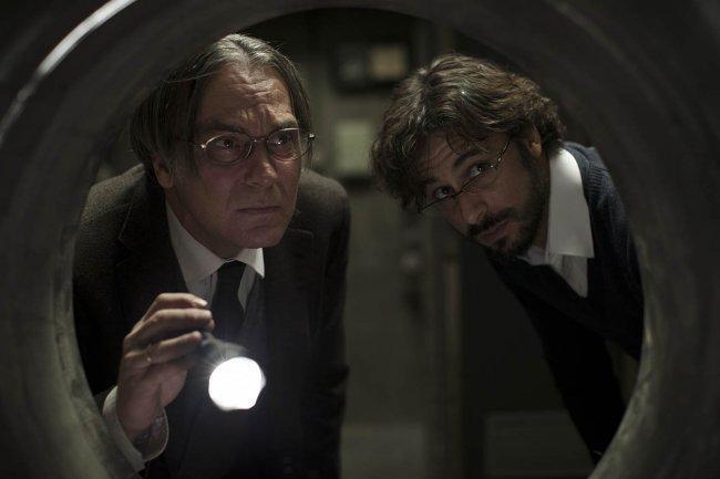 José Coronado y Hugo Silva en 'El Cuerpo'