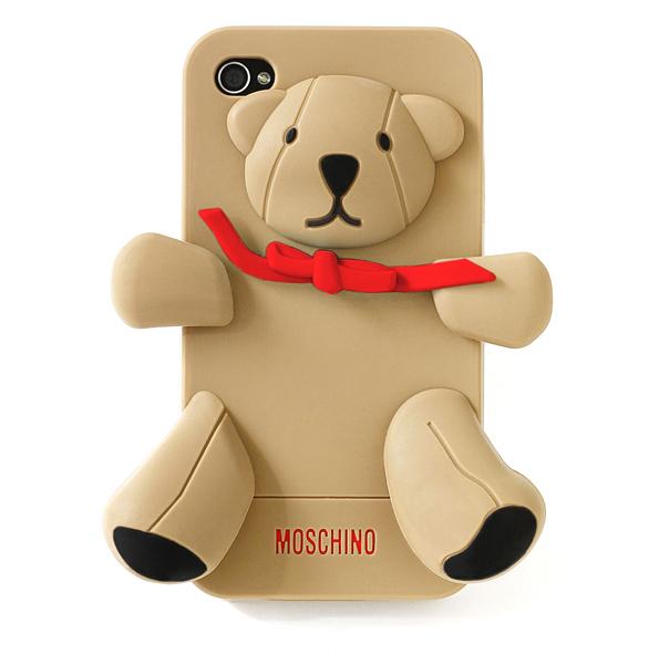 funda para iPhone de Moschino-Gennarino