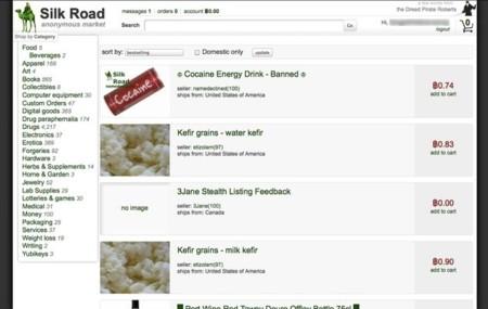 La policía estadounidense cierra Silk Road, la web anónima de venta de drogas