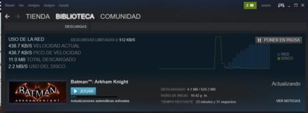 Batman Arkham Knight 3er Update