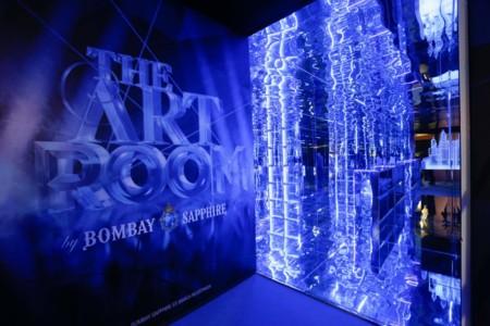 Bombay Sapphire The Art Room6