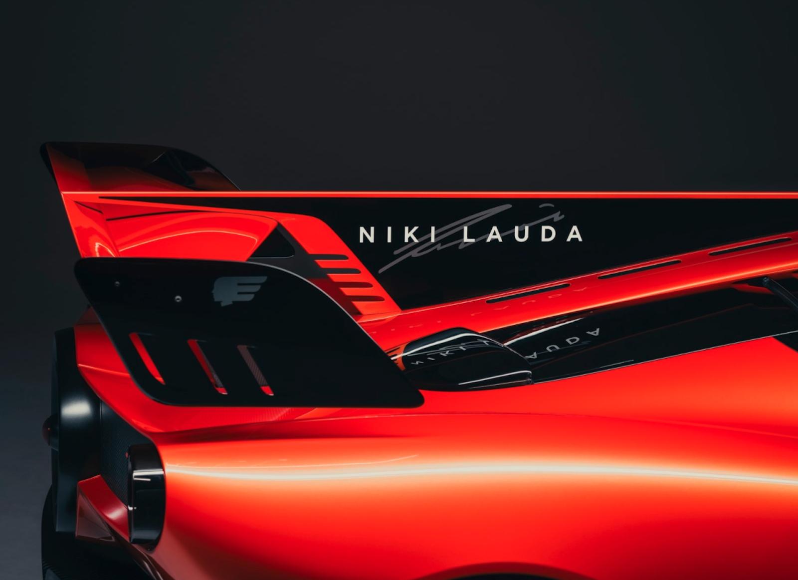 Foto de Gordon Murray T.50s Niki Lauda (1/19)