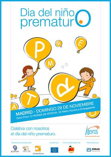29 de noviembre, Día del niño prematuro