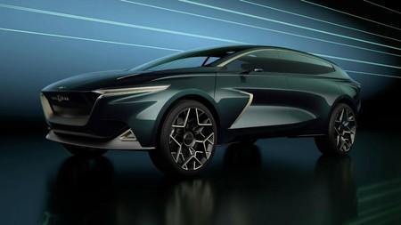 Aston Martin Lagonda All-Terrain Concept, el nuevo buque insignia de la marca será eléctrico y llegará en 2022