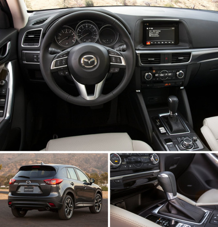 mazda cx 5 2016 precios versiones y equipamiento en m xico. Black Bedroom Furniture Sets. Home Design Ideas