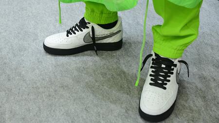Nike Air Force Louis Vuitton
