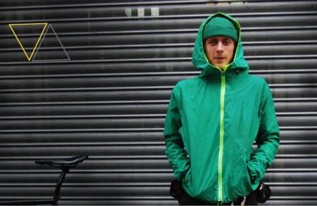 Mova, la chaqueta colombiana para ciclistas que triunfa en Kickstarter
