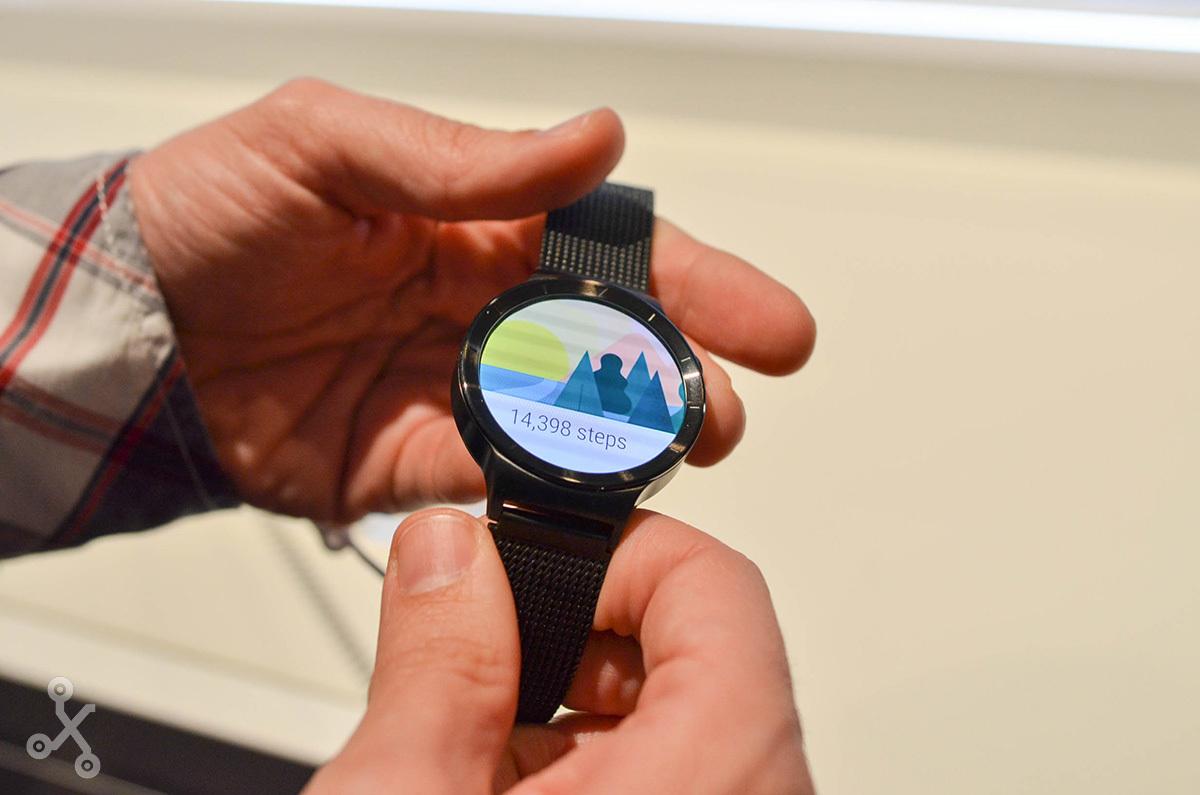 Foto de Huawei Watch, toma de contacto (7/9)