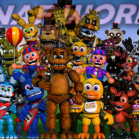 Del terror al RPG con Five Nights at Freddy's World a partir de febrero