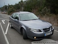 Prueba: Saab 9-5 2.0t Biopower (parte 3)