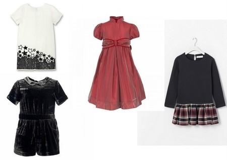 moda niñas navidad 2013