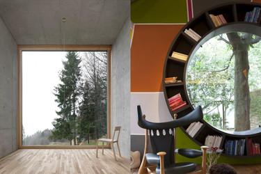 17 sorprendentes ventanas que te van a encantar