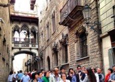 Los nueve atractivos turísticos españoles que más le gustan al turista chino