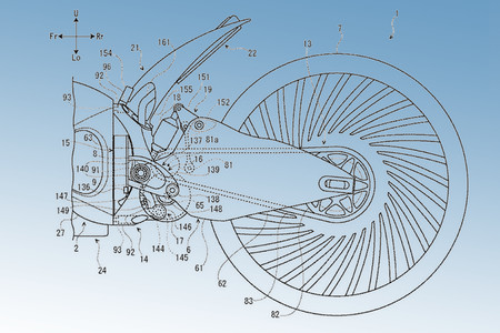 Suzuki Patentes Moto Electrica 2020